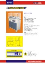 106. Incubator Digital control